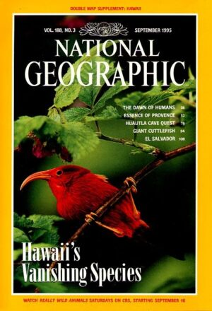 National Geographic September 1995-0