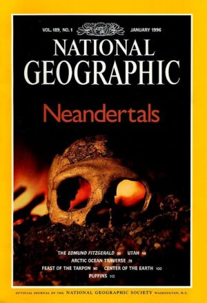 National Geographic January 1996-0