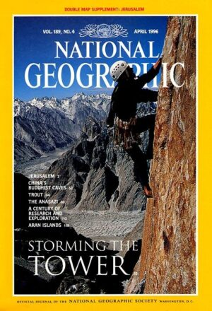 National Geographic April 1996-0