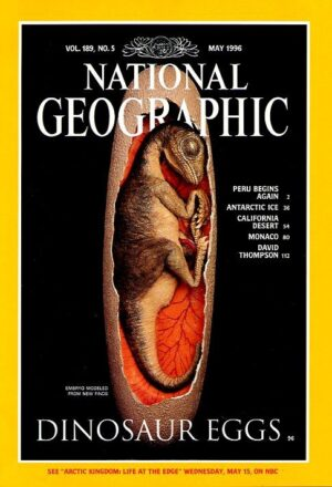 National Geographic May 1996-0