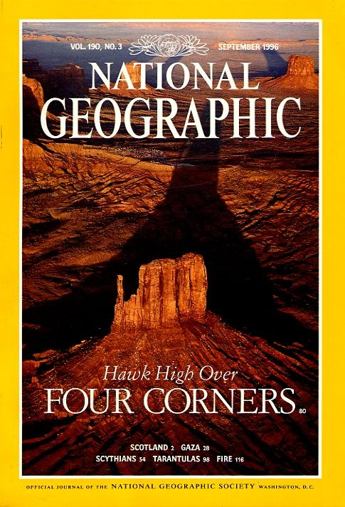 National Geographic September 1996-0