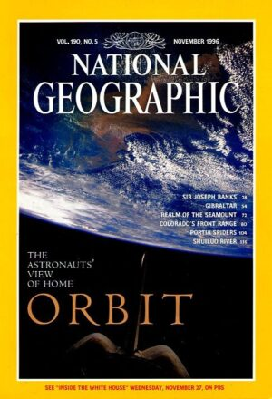 National Geographic November 1996-0