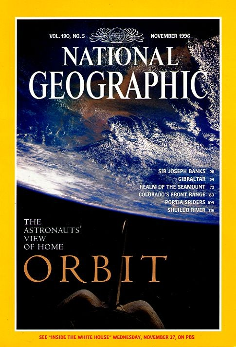 National Geographic November 1996-0