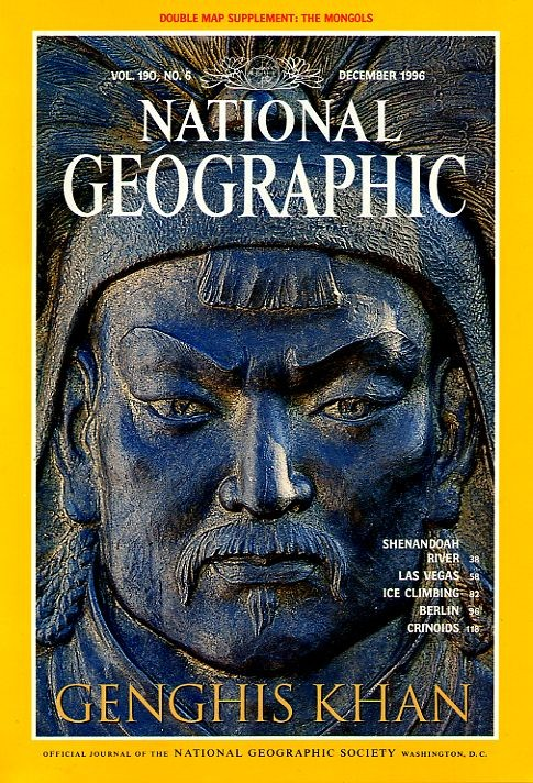 National Geographic December 1996-0
