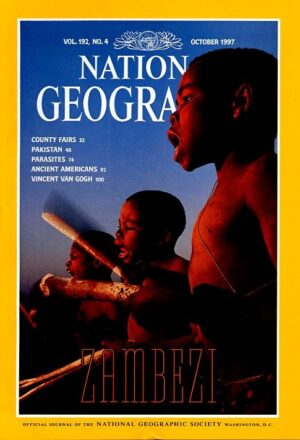 National Geographic October 1997-0
