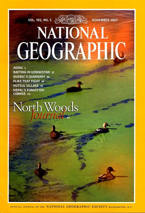 National Geographic November 1997-0
