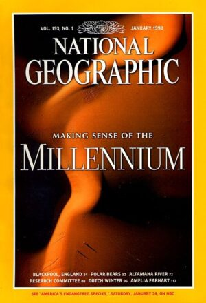 National Geographic January 1998-0