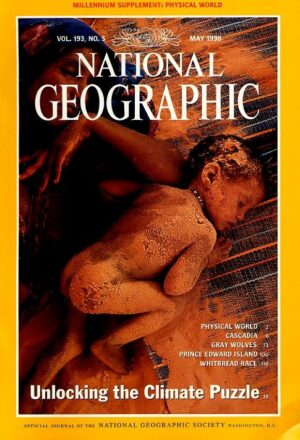 National Geographic May 1998-0