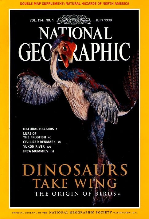 National Geographic July 1998-0