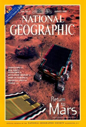 National Geographic August 1998-0