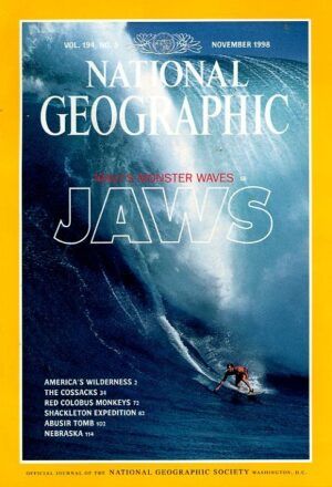 National Geographic November 1998-0