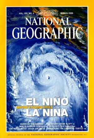 National Geographic March 1999-0