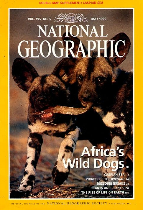 National Geographic May 1999-0