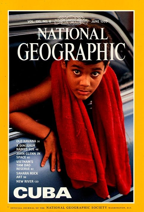 National Geographic June 1999-0