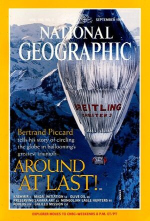 National Geographic September 1999-0
