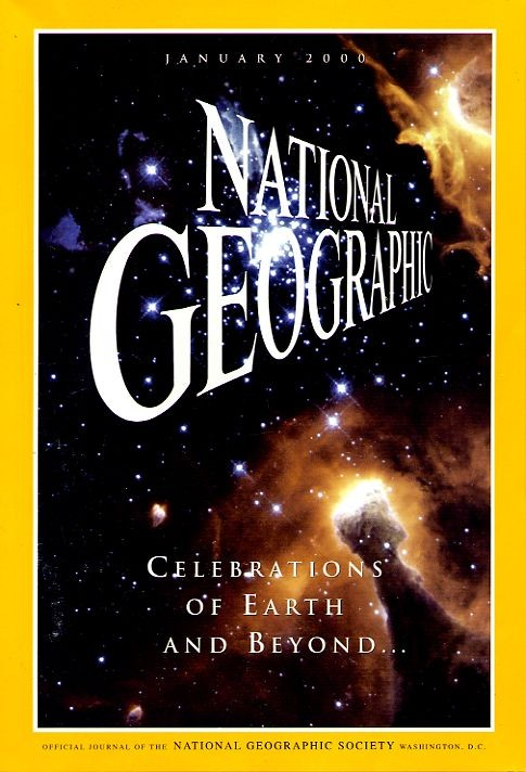 National Geographic January 2000-0