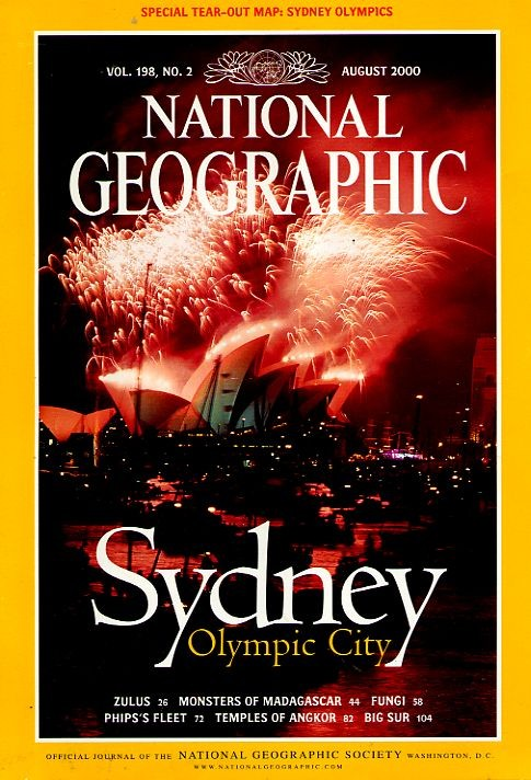 National Geographic August 2000-0