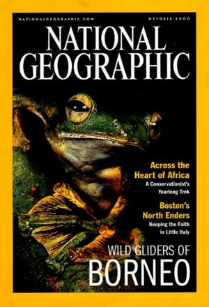 National Geographic October 2000-0