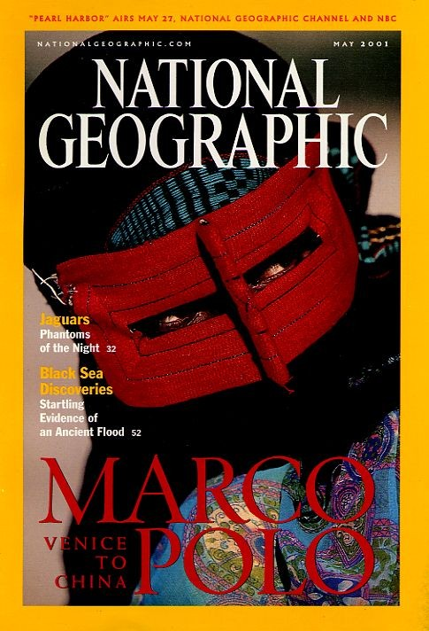 National Geographic May 2001-0