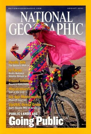 National Geographic August 2001-0