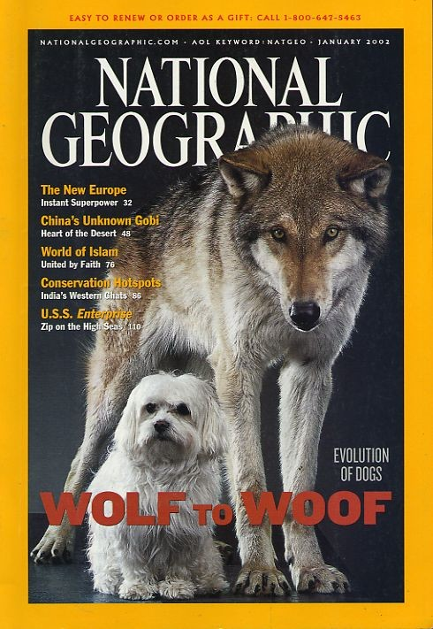 National Geographic January 2002-0