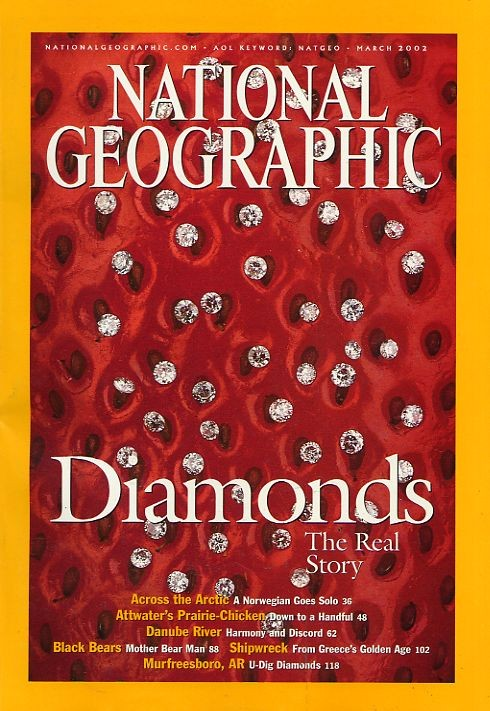 National Geographic March 2002-0