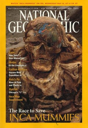 National Geographic May 2002-0
