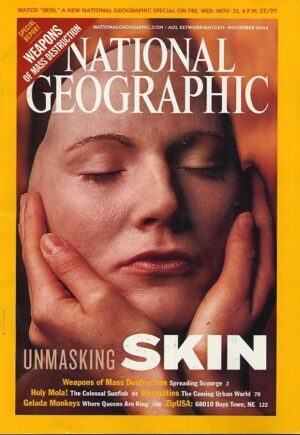 National Geographic November 2002-0