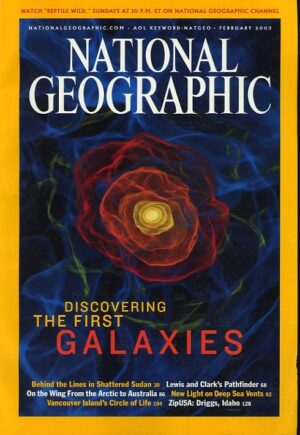 National Geographic February 2003-0