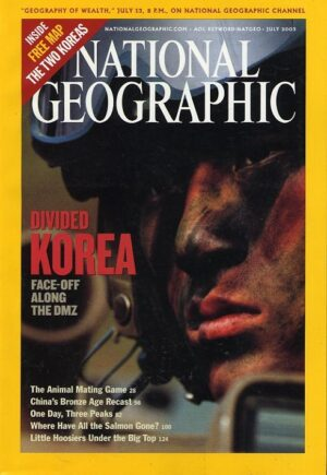 National Geographic July 2003-0