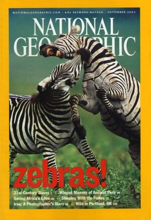 National Geographic September 2003-0