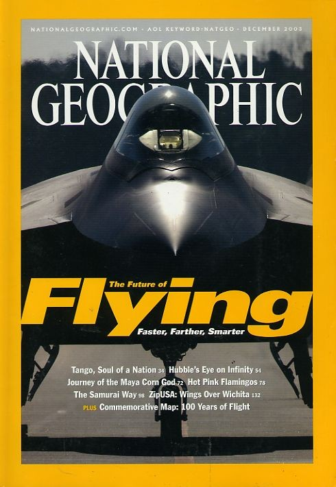 National Geographic December 2003-0