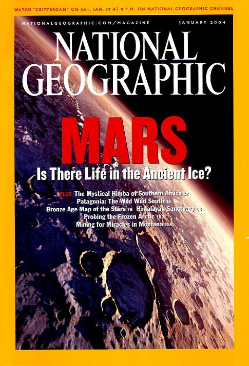 National Geographic January 2004-0