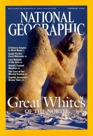 National Geographic February 2004-0