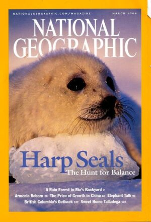 National Geographic March 2004-0