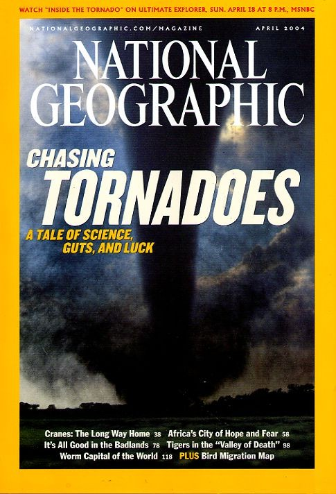 National Geographic April 2004-0