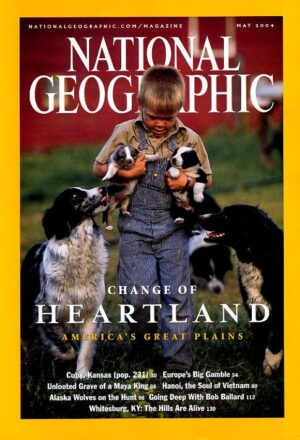 National Geographic May 2004-0