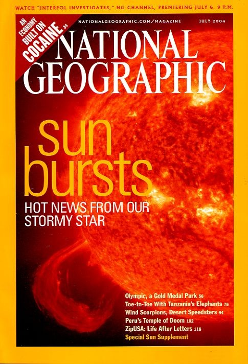 National Geographic July 2004-0
