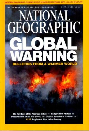 National Geographic September 2004-0
