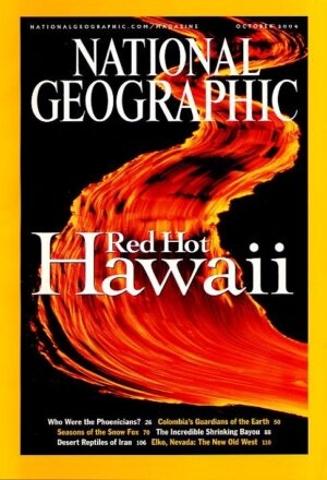 National Geographic October 2004-0
