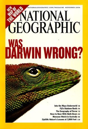 National Geographic November 2004-0