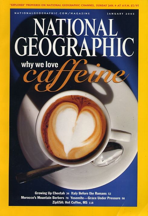National Geographic January 2005-0