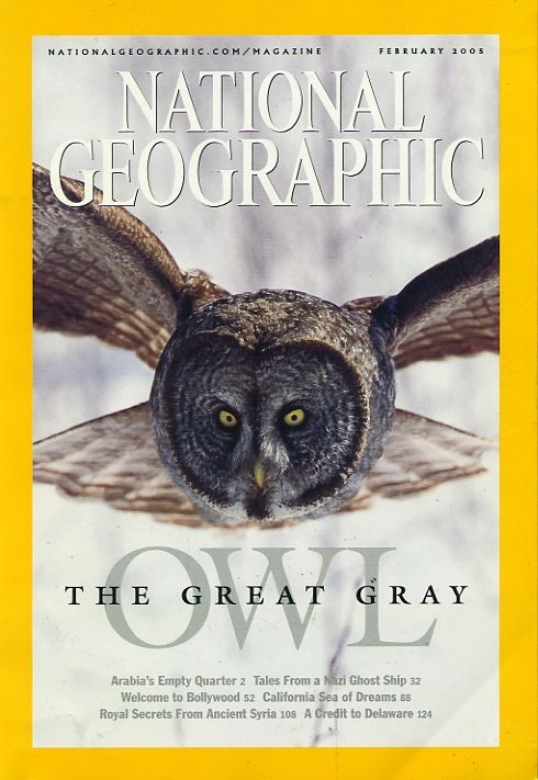 National Geographic February 2005-0