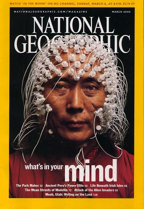 National Geographic March 2005-0
