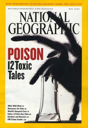 National Geographic May 2005-0