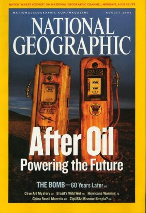National Geographic August 2005-0