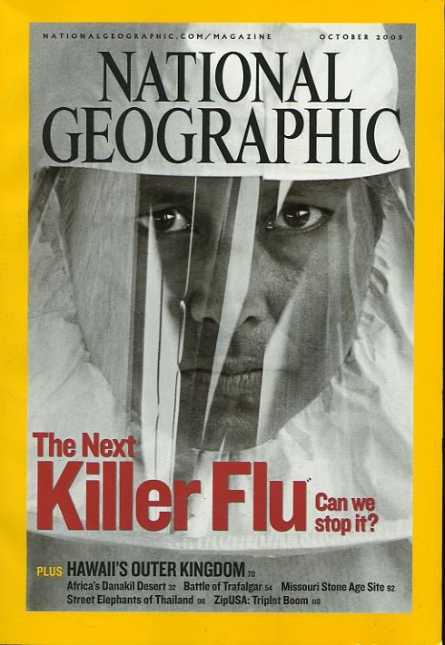 National Geographic October 2005-0
