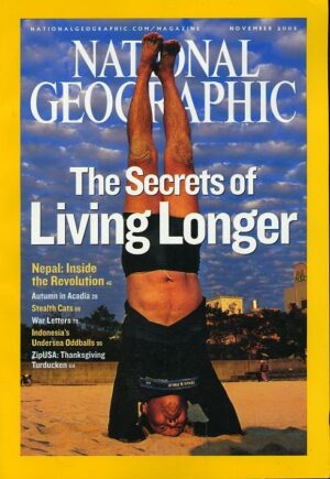 National Geographic November 2005-0