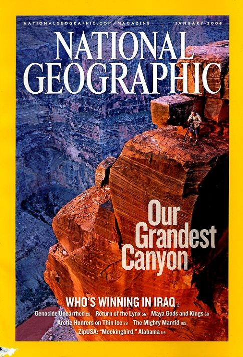 National Geographic January 2006-0