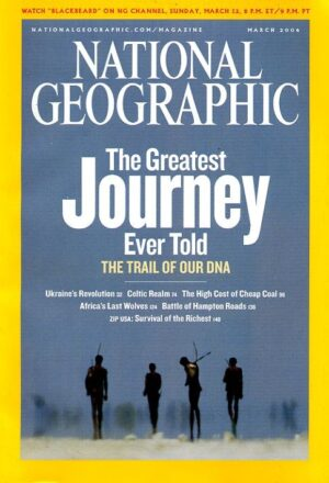 National Geographic March 2006-0